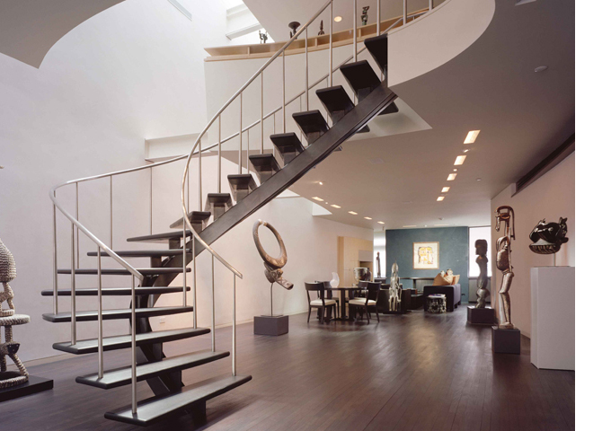 Metal Stair Fabrication